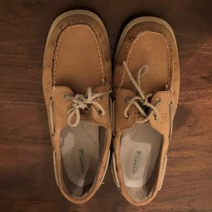 Sperry Topsider Shoes, Size 8.5